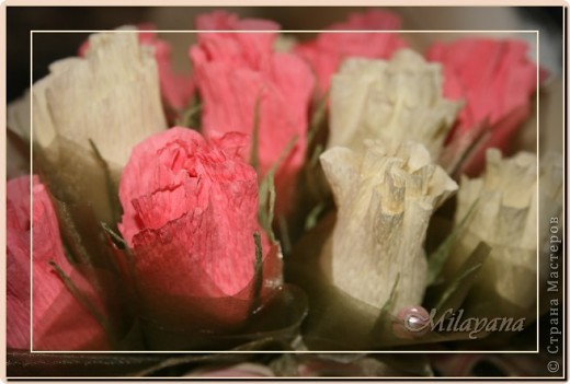 Букет из роз фото 3