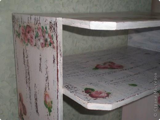Жил-был старый-старый шкафчик советских времен, жил не тужил и тут добрались до него мои загребущие ручки! фото 3