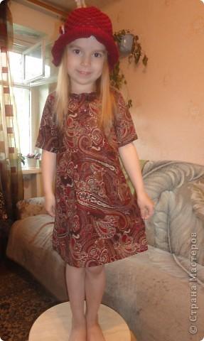 Платье поло фото 1