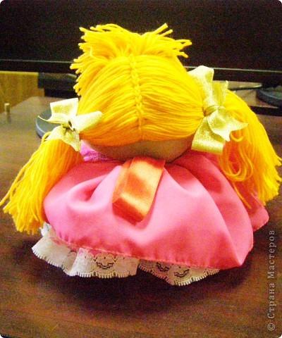 Моя первая кукла-попик) фото 3