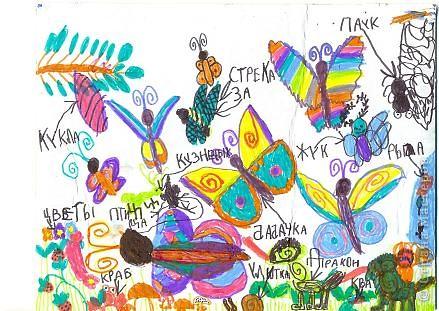 Чтобы и в душе цвели цветы и летали бабочки! фото 3
