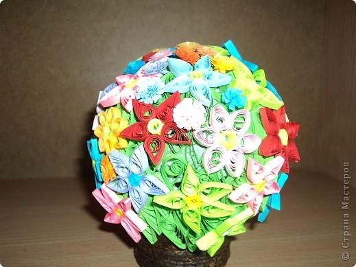 Эту работу мы сделали с девочками на кружке. фото 3
