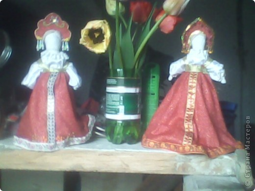 Мои первые куклы фото 1