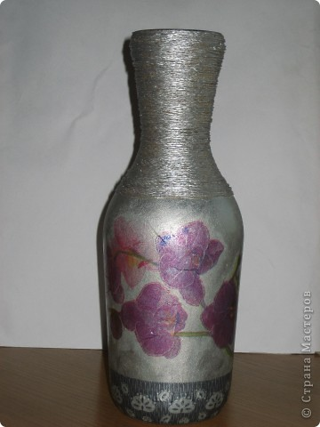 моя вторая вазочка. фото 1