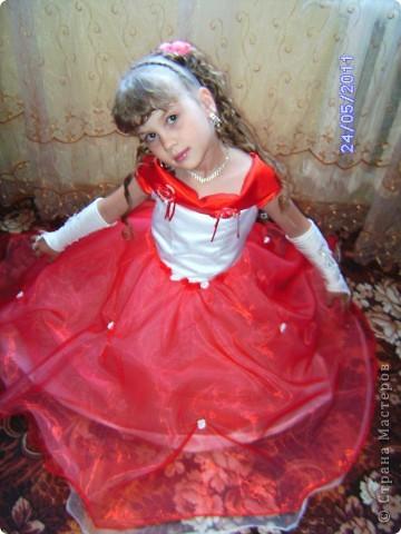 Платья на выпускной в детском саду 2011