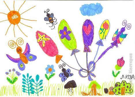 Чтобы и в душе цвели цветы и летали бабочки! фото 4
