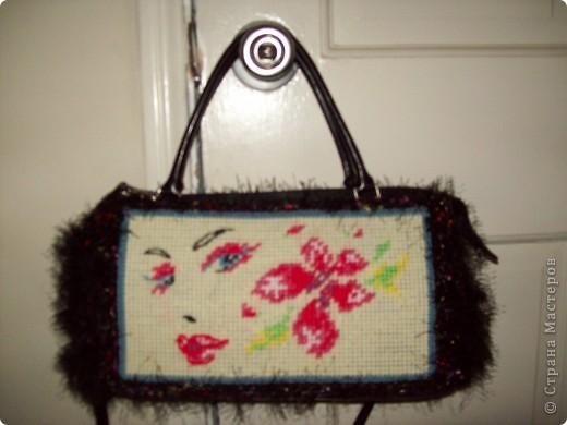 Красная сумочка фото 7