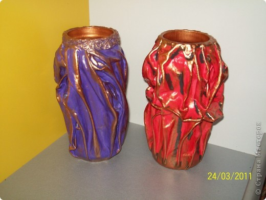 вазочки-баночки  фото 3
