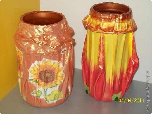 вазочки-баночки  фото 2