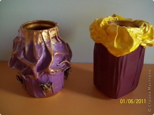 вазочки-баночки  фото 4