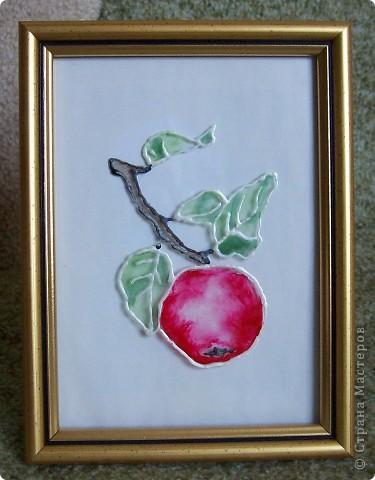 Яблоко и грушки фото 1