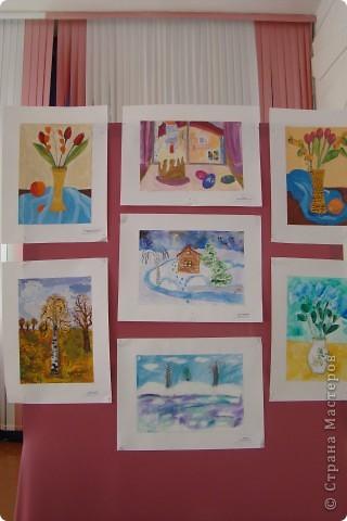 Хочу показать Вам работы из пластилина детей к Пасхе. Многие из них были на выставке детского  прикладного творчества в Моске и завоевали почетные места. Эта работа  заняла первое место!  фото 20