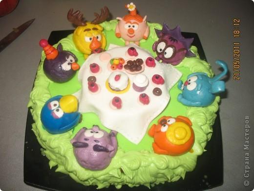 Тортик на день рождение сыну фото 1