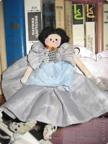 вот такая вышла кукла... фото 1