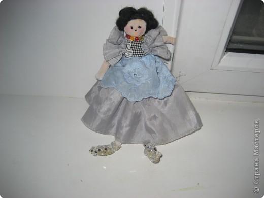 вот такая вышла кукла... фото 2