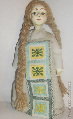 Кукла Марья фото 1