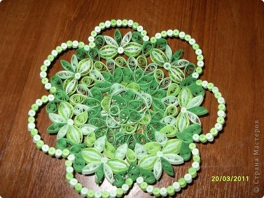 Люблю зеленый цвет. Вот и решила сделать кнфетницу в зеленых тонах. фото 4