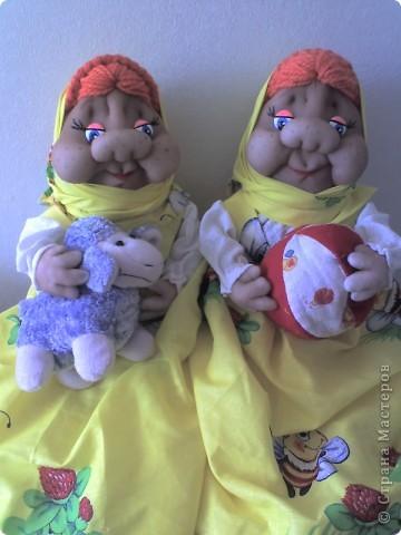 Бабушки-двойняшки фото 1