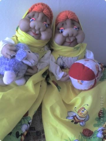 Бабушки-двойняшки фото 2