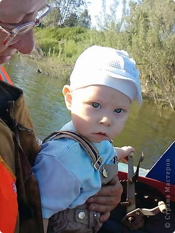 Вот.Захотелось поделиться с вами сегодняшними впечатлениями.Съездили на несколько часов на дачу к родителям,в тайгу.Вернее сплавали. фото 12
