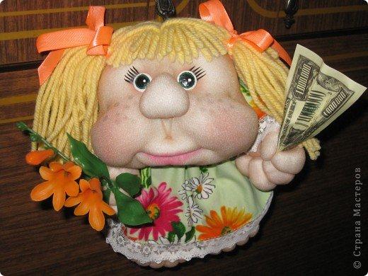 кукла Анфиска
