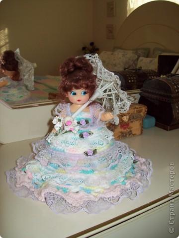 Куклы-шкатулочки фото 2