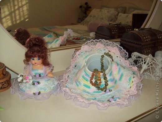 Куклы-шкатулочки фото 1