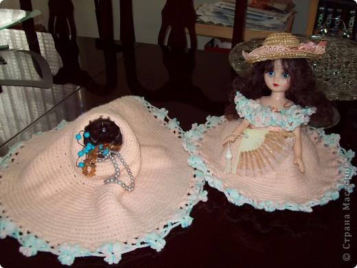 Куклы-шкатулочки фото 4