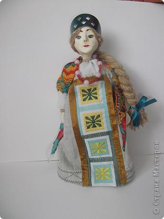 Кукла Марья фото 2