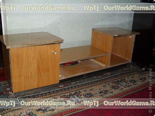 Вторая жизнь старой мебели фото 2