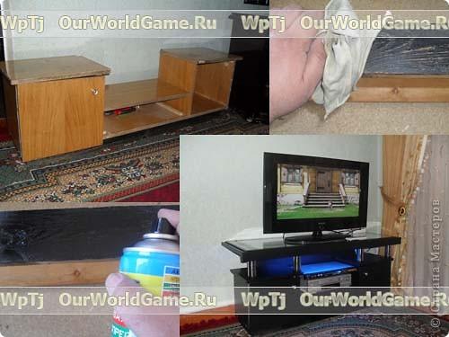 Вторая жизнь старой мебели фото 1