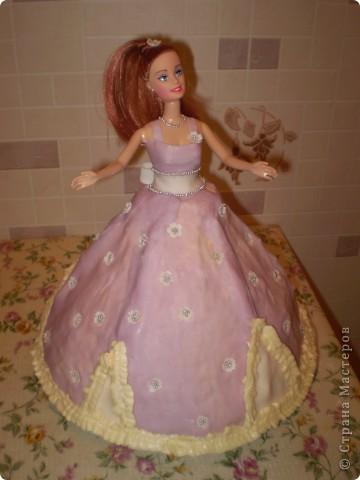 тортик для доченьки на 2 годика