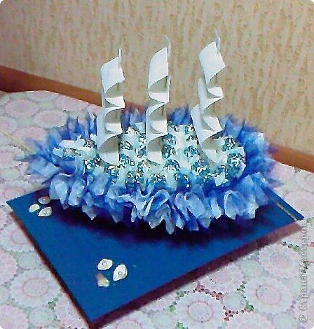 Сладкий корабль фото 1
