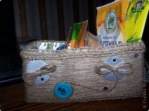 Такие коробочки я подарила всем подругам на 8марта... фото 1