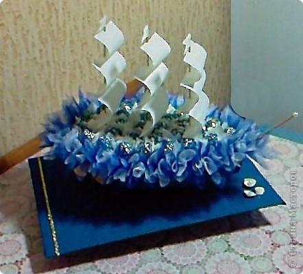 Сладкий корабль фото 3