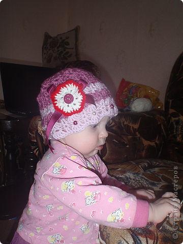 Весенние шапочки фото 3