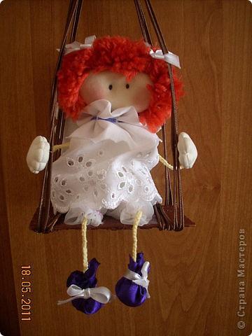 Куколка в подарок  фото 1