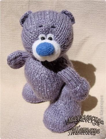 Мой новый михасик с голубым носом )))))))))))))   фото 1