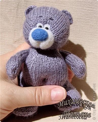Мой новый михасик с голубым носом )))))))))))))   фото 3