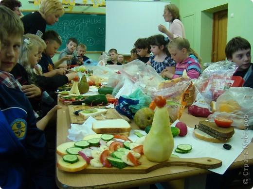 Праздник бутерброда! фото 6