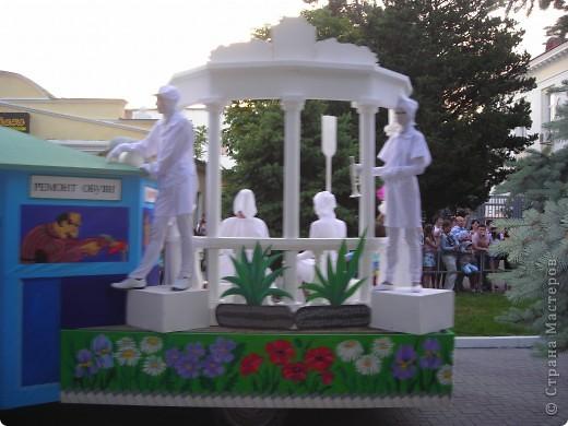 4 июня в Геленджике прошло открытие сезона 2011 года. А это как всегда КАРНАВАЛ! Я много раз была на Геленджикском карнавале, но в этом году мне понравилось больше всего! фото 11