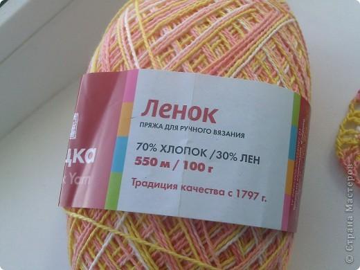 Летний беретик. Схема взята здесь  - http://stranamasterov.ru/node/60317 фото 2