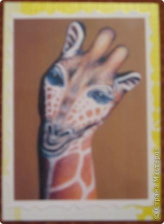 Продолжаю знакомить вас с чудо-работами Гвидо Даниэле. С помощью красок и необыкновенного таланта руки человека превращаются... фото 5