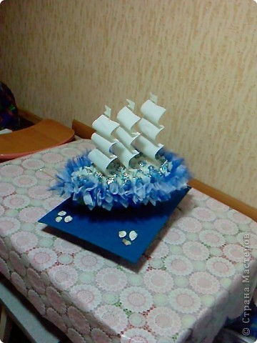 Сладкий корабль фото 4