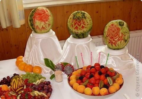 fruktovyj stol фото 1
