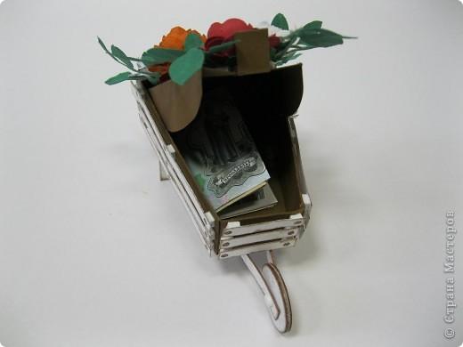 Цветы сделала сама из бумаги для пастели фото 9