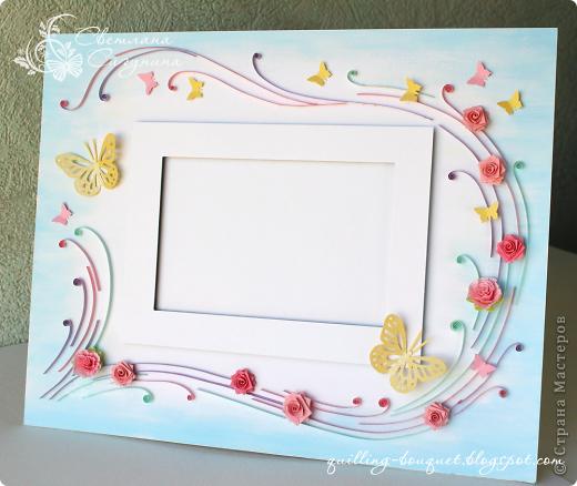 Как оформить рамку для детского рисунка своими руками фото 953