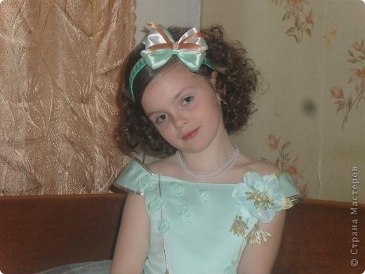 благодаря мастер-классу Amanda Kiss  у моей дочи появились такие ободки.  фото 5