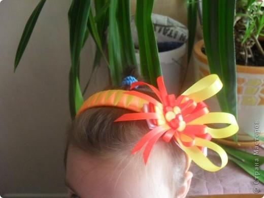 благодаря мастер-классу Amanda Kiss  у моей дочи появились такие ободки.  фото 2