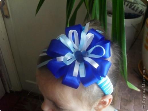 благодаря мастер-классу Amanda Kiss  у моей дочи появились такие ободки.  фото 3